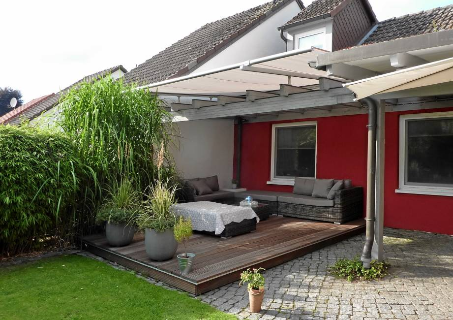 beleuchtung terrasse my blog. Black Bedroom Furniture Sets. Home Design Ideas